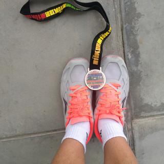 青春米兰marathon